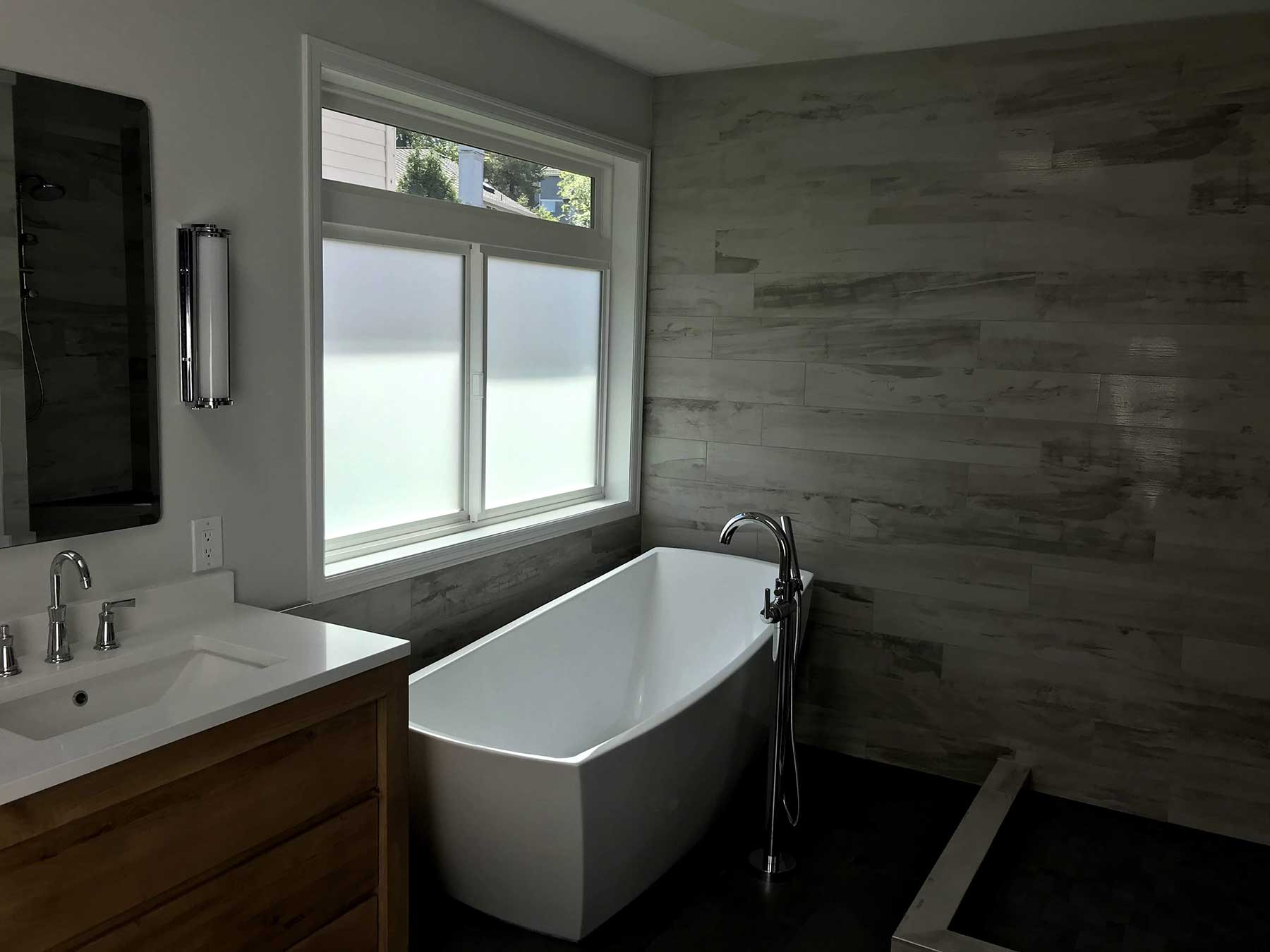 Bruns Project – Bellevue, WA – Master Bathroom 2