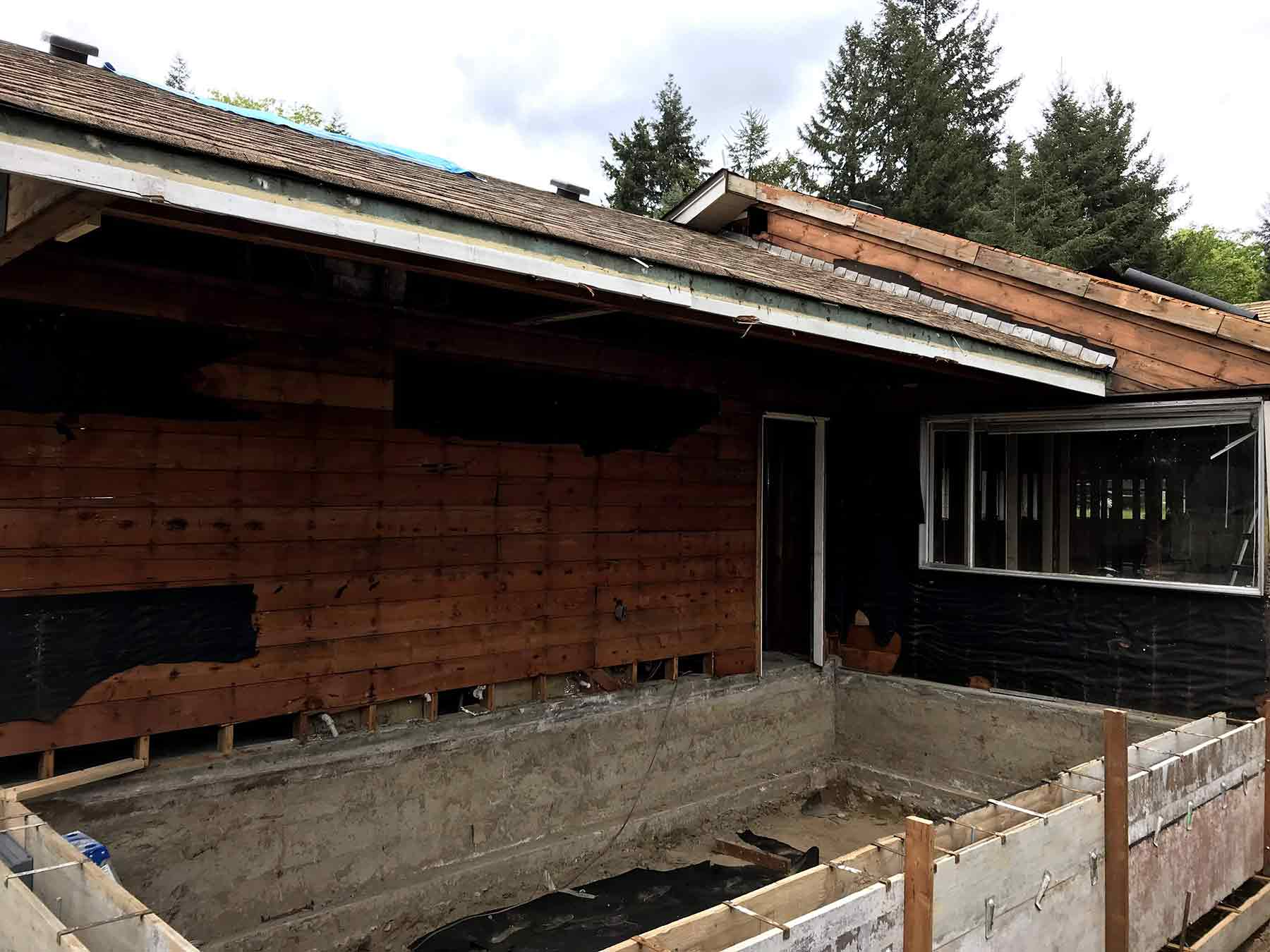 Chinn Project – Redmond, WA – Home Addition 1