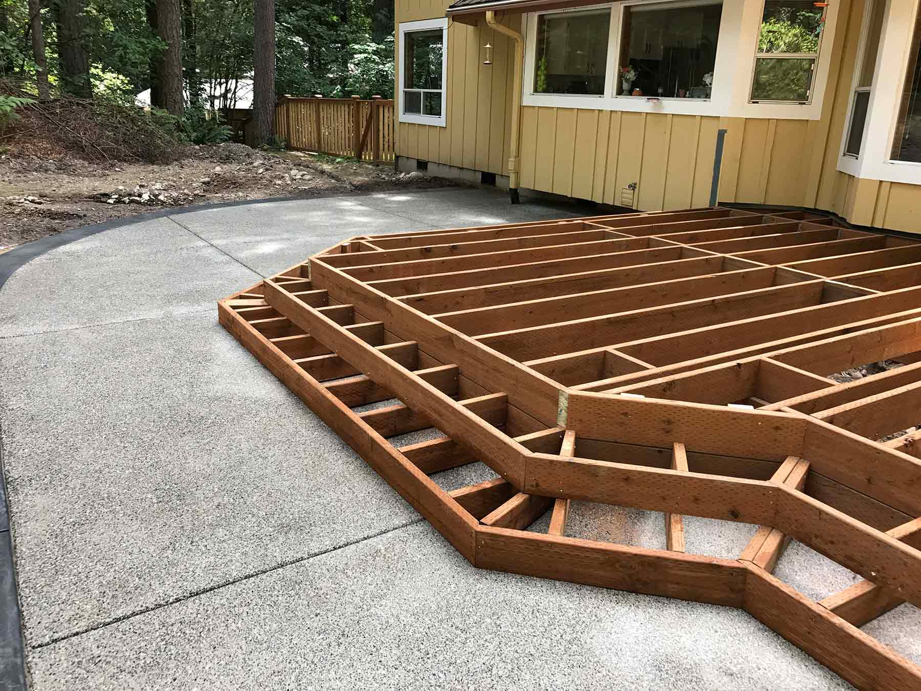 Refuse Project – Issaquah, WA – Custom Decks & Patios 4