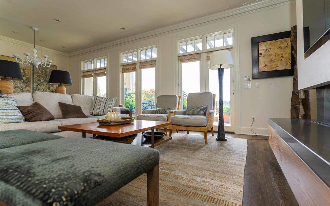 Sepic Project – Mercer Island, WA – Living Room