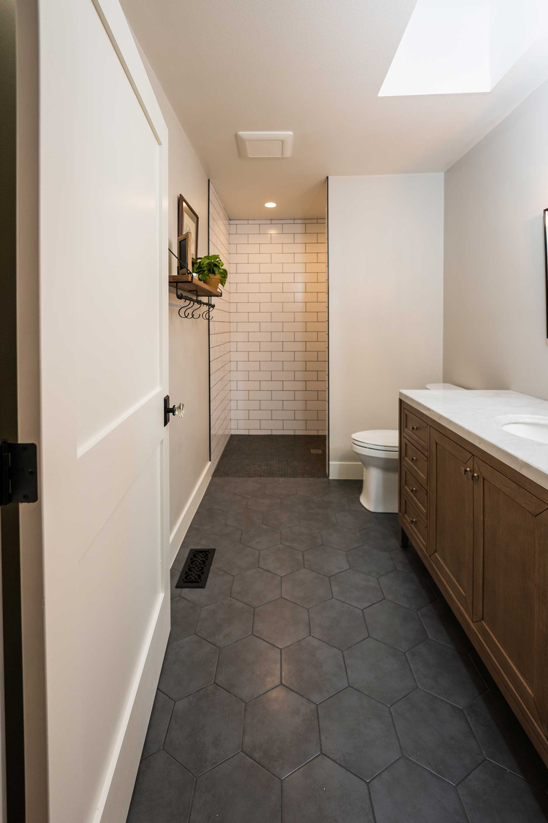 Bechtel Project – Sammamish, WA – Bathroom Remodel 2