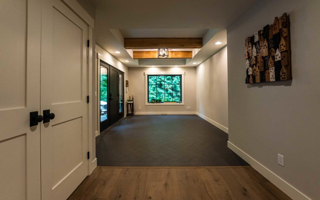 Bechtal Project – Sammamish, WA – Entryway Remodel