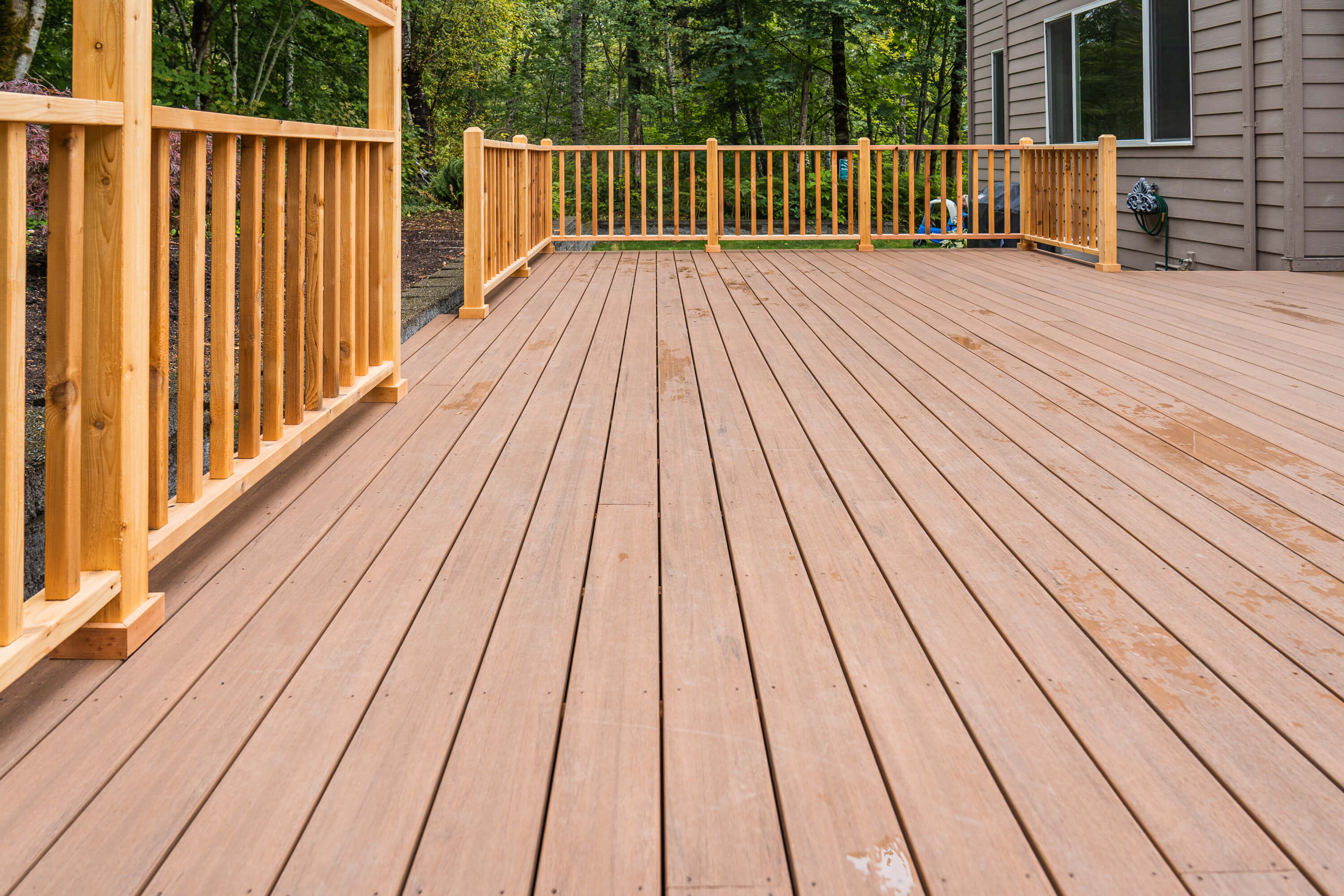 Gockel Project – Snoqualmie, WA – Custom Decks & Patios 8